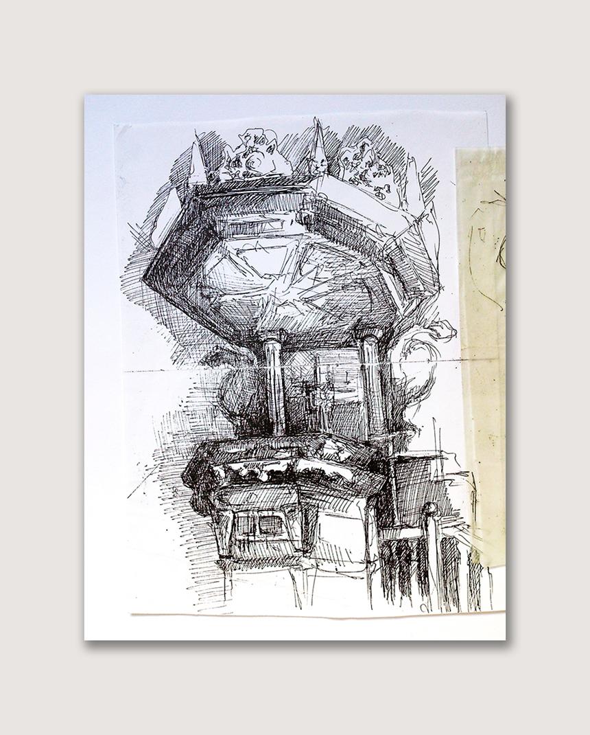 Benjamin Oliver Sketch 03