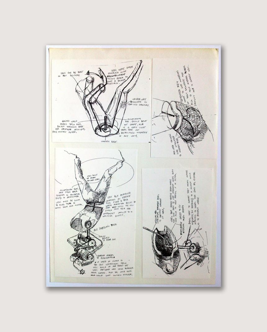 Benjamin Oliver Sketch 11