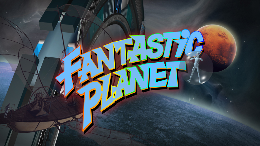Fantastic Planet title shot
