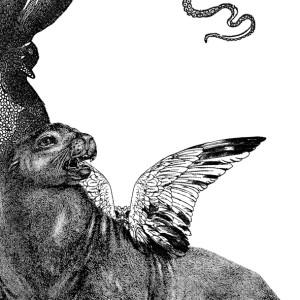 Humanism Versus Naturalism (detail 03)