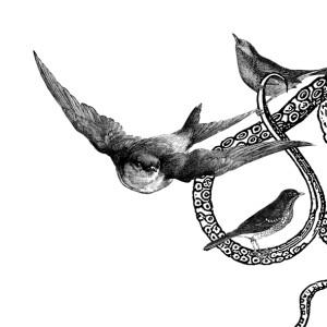 Humanism Versus Naturalism (detail) 01